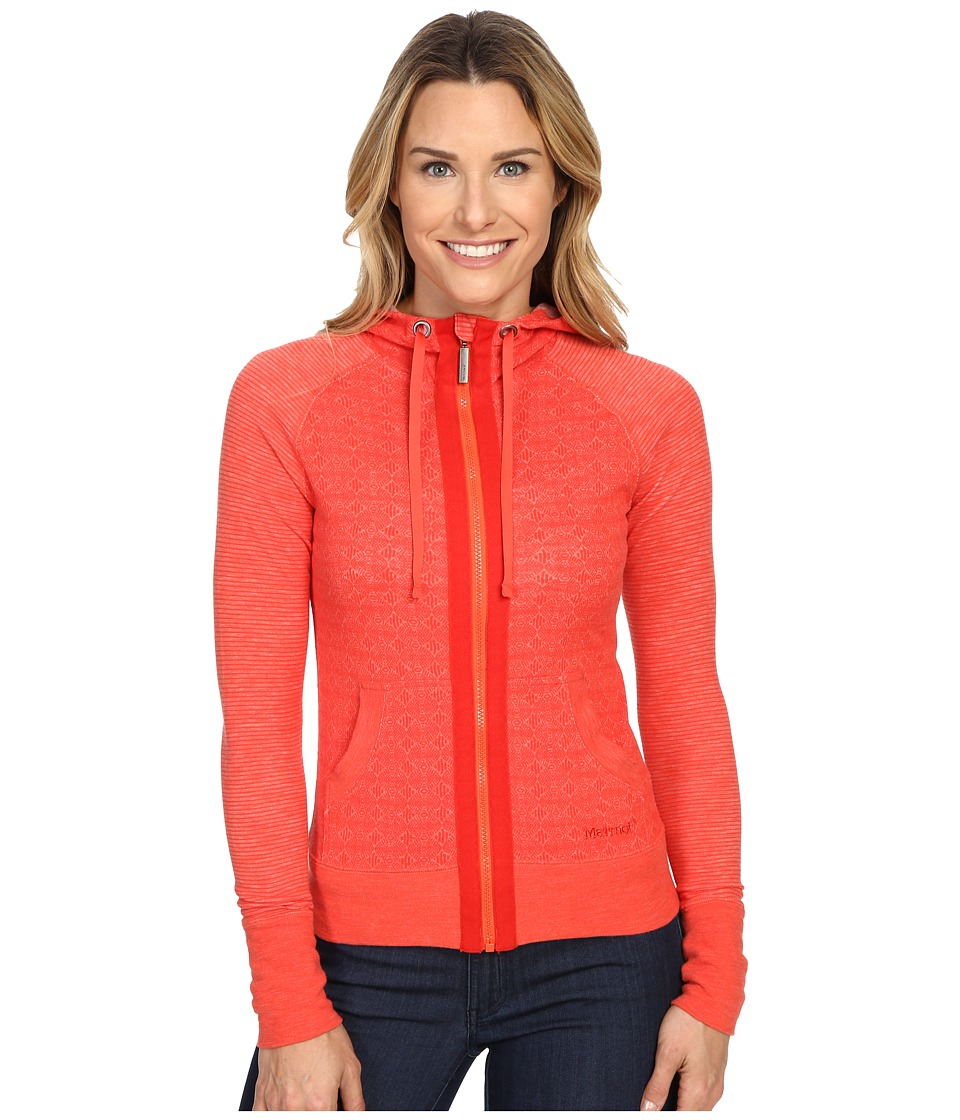 Marmot - Sadie Hoodie (Red Apple) Women's Sweatshirt