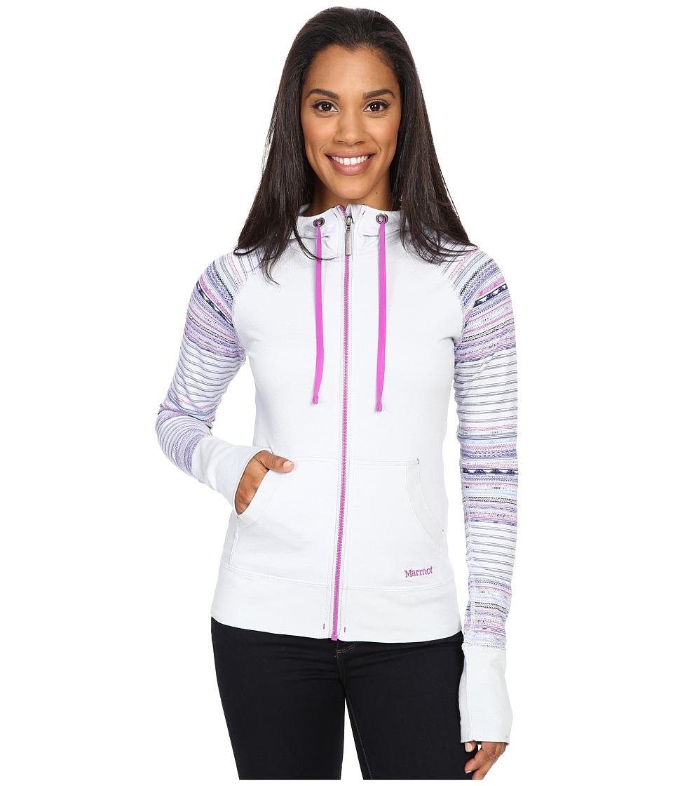 Marmot - Callie Hoodie (Silver) Women's Sweatshirt