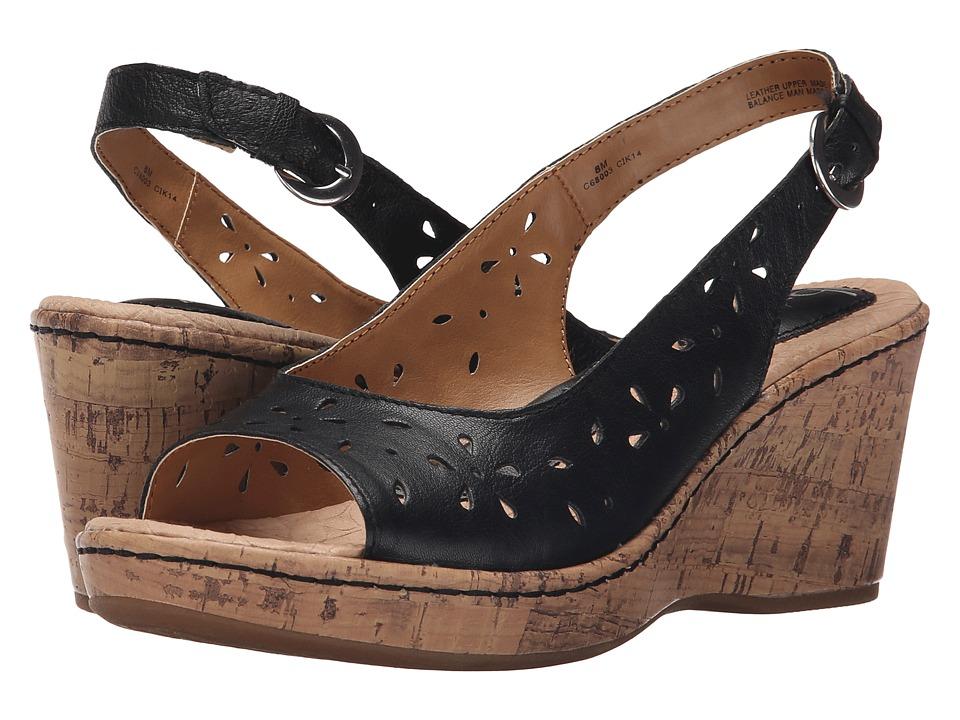Image of b.o.c. - Andaya (Black Full-Grain) Women's Shoes