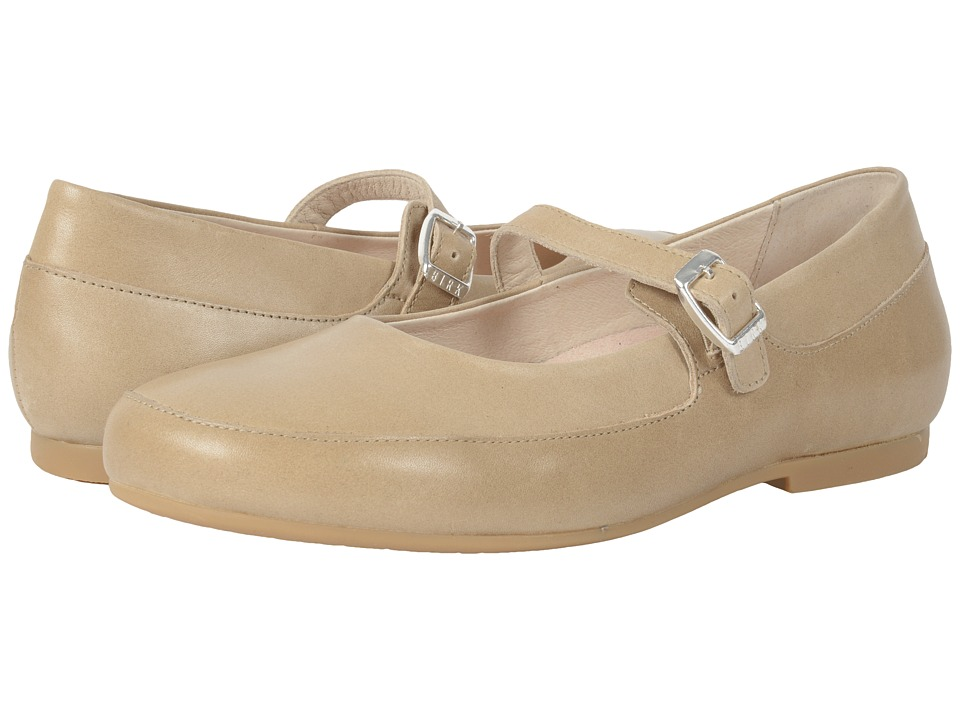 Birkenstock - Lismore (Nude Leather) Women's Shoes
