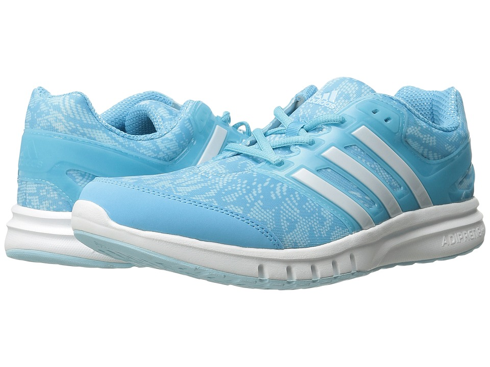 adidas Running - Galaxy Elite 2 W (Bright Cyan/White/Frozen Blue) Women's Running Shoes
