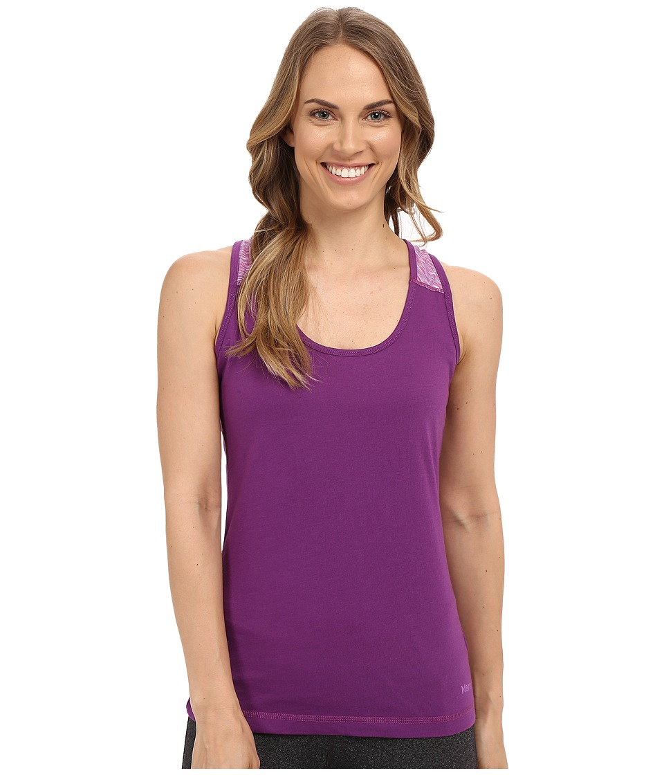 Marmot - Bella Tank Top (Vibrant Fuchsia) Women's Sleeveless