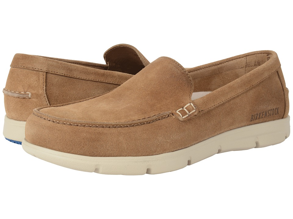 Birkenstock - Domingo (Taupe Suede) Shoes