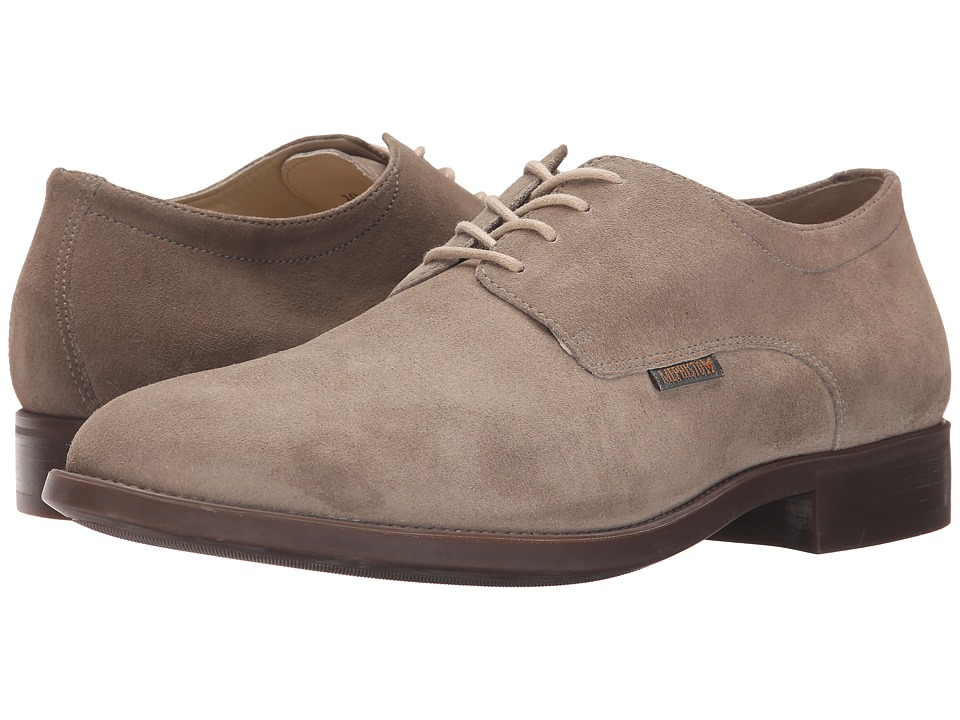 Mephisto - Cooper (Light Grey Suede) Men