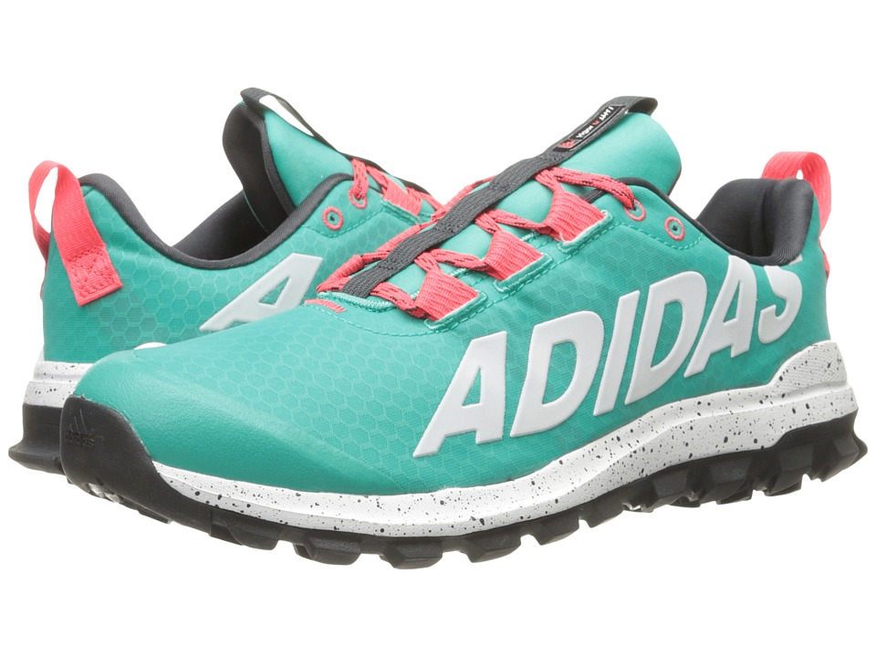 adidas - Vigor 6 TR W (Shock Mint/White/Shock Red) Women's Running Shoes
