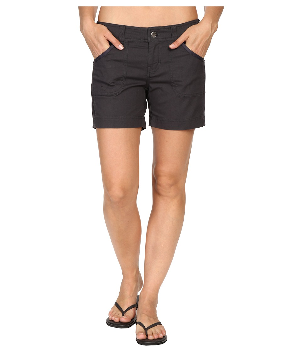 Marmot - Cleo Shorts (Dark Steel) Women's Shorts