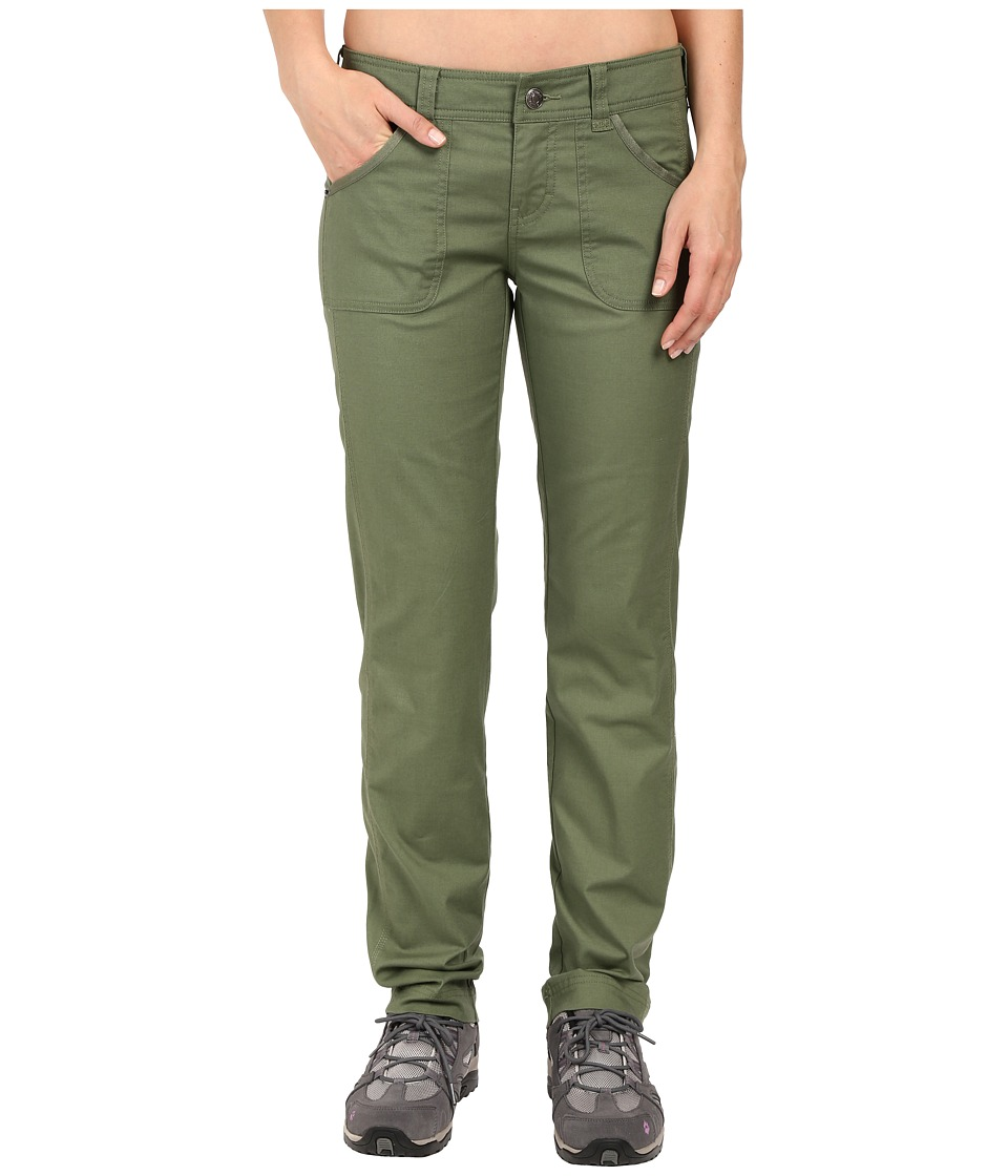 Marmot - Cleo Pants (Stone Green) Women's Casual Pants
