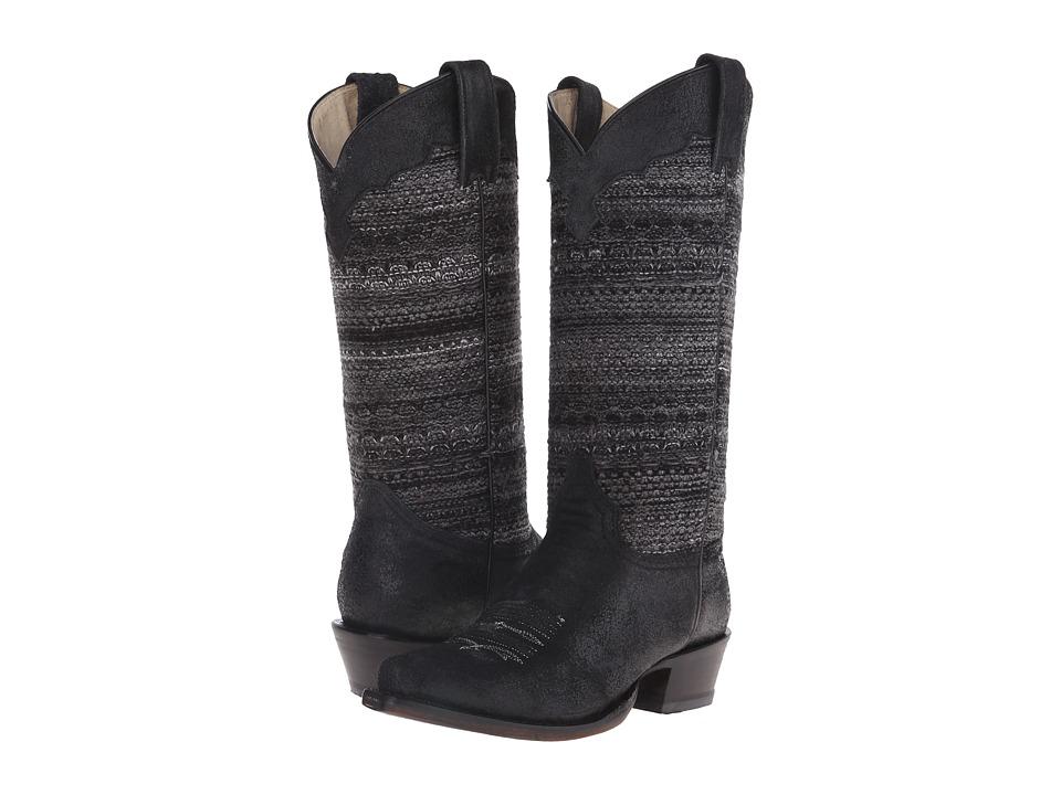 Roper - Avril Snip (Black) Cowboy Boots