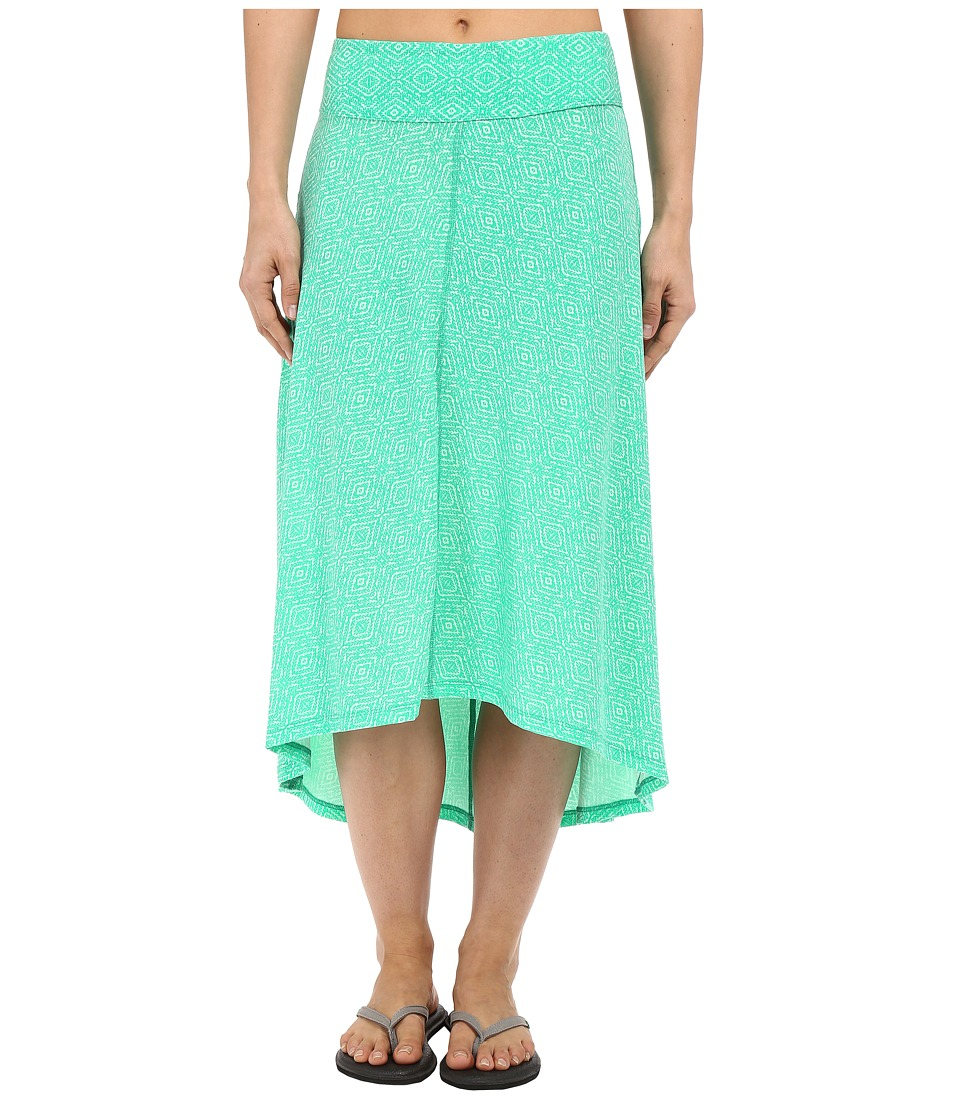 Marmot - Lucia Skirt (Gem Green) Women's Skirt
