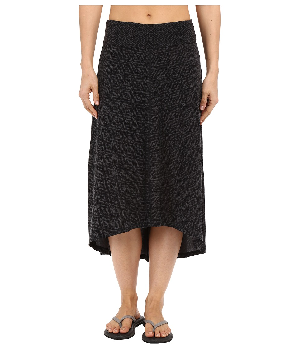Marmot - Lucia Skirt (Black 1) Women's Skirt