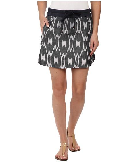 Dylan by True Grit - Wanderer Skirt (Vintage Black) Women's Skirt