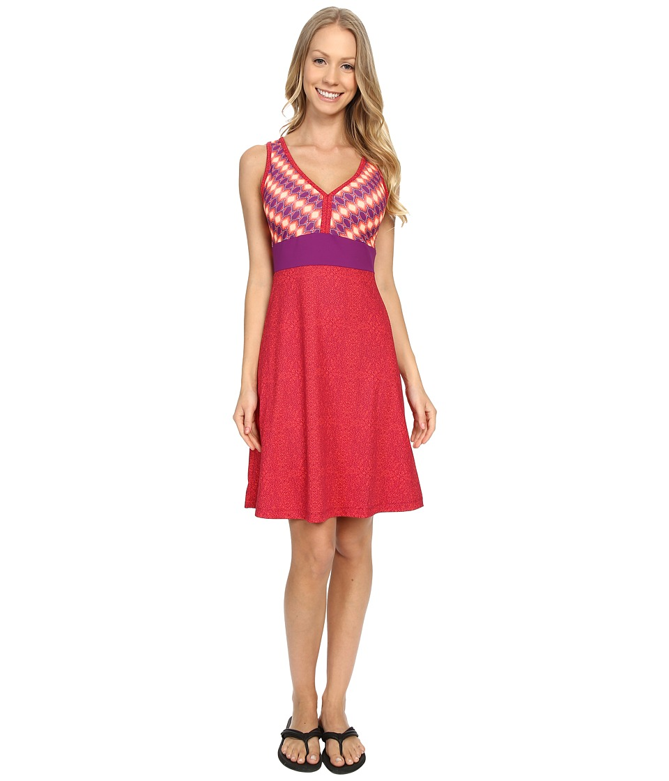 Marmot - Becca Dress (Red Apple) Women's Dress