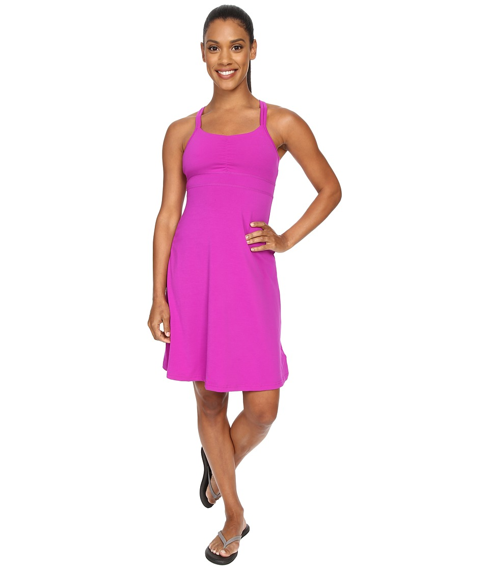 Marmot - Gwen Dress (Vibrant Fuchsia) Women