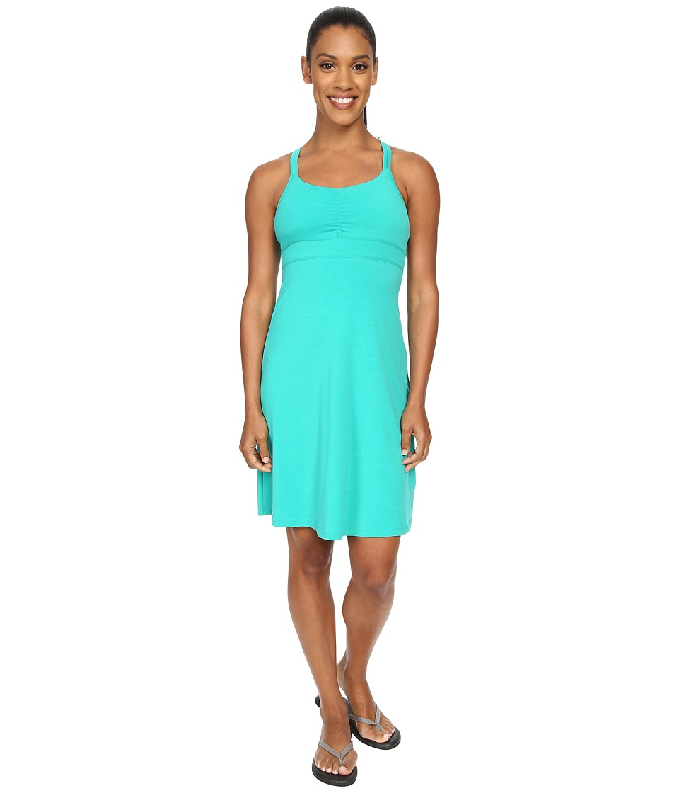Marmot - Gwen Dress (Gem Green) Women's Dress