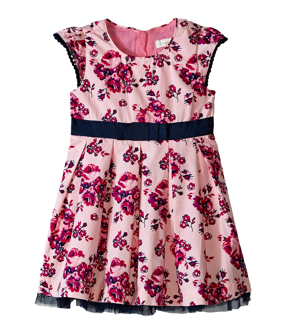 Pumpkin Patch Kids - Pick 'n Mix Flower Dress (Infant/Toddler/Little Kids) (Orchid Pink) Girl's Dress