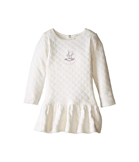 Pumpkin Patch Kids - Dance Academy Quilted Dress (Infant) (Vanilla) Girl's Dress