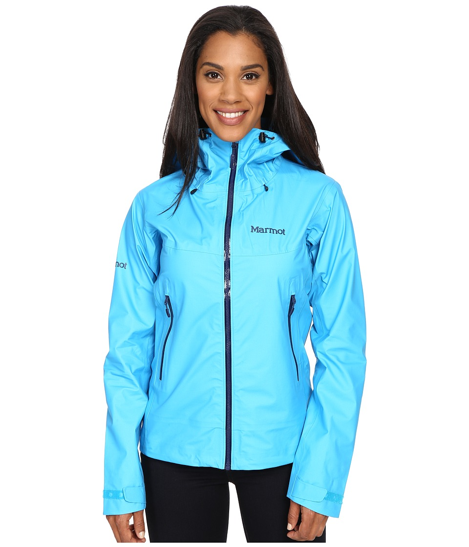 Marmot - Starfire Jacket (Blue Sea) Women's Coat