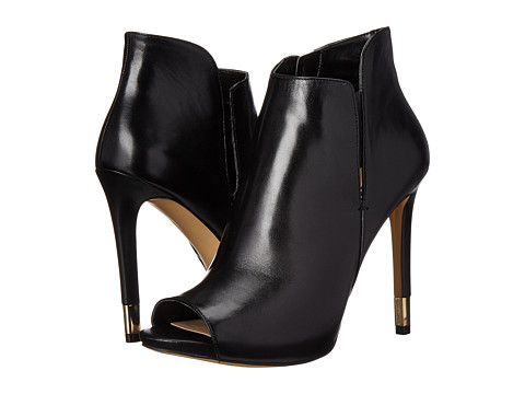 GUESS - Adara (Black Leather) High Heels