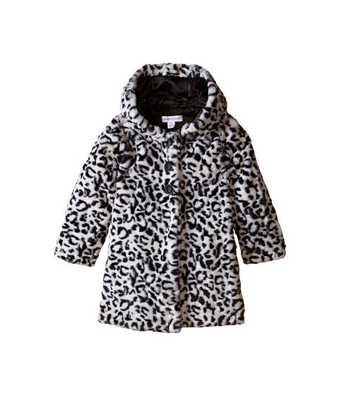 Pumpkin Patch Kids - Dance Academy Faux Fur A-line Jacket (Infant/Toddler/Little Kids) (Vanilla) Girl