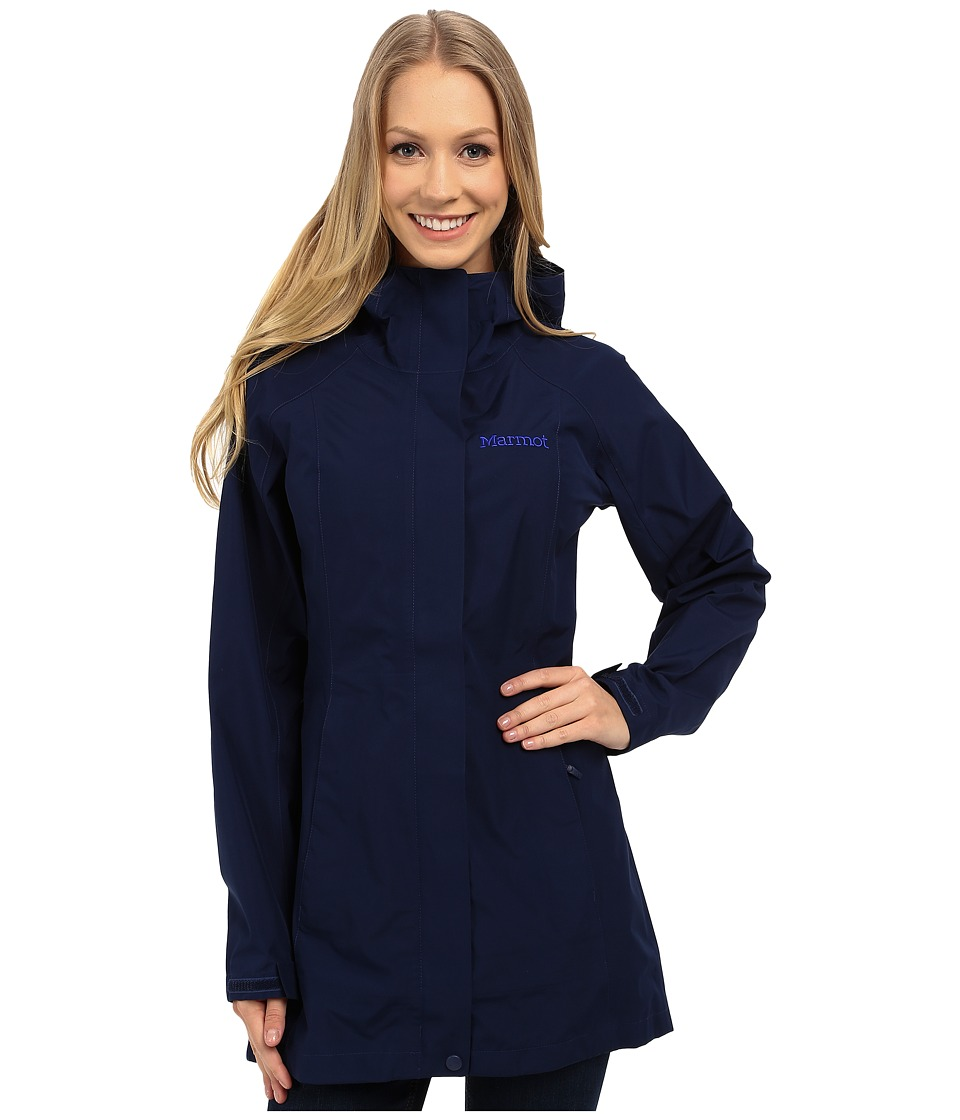 Marmot - Essential Jacket (Arctic Navy) Women's Coat