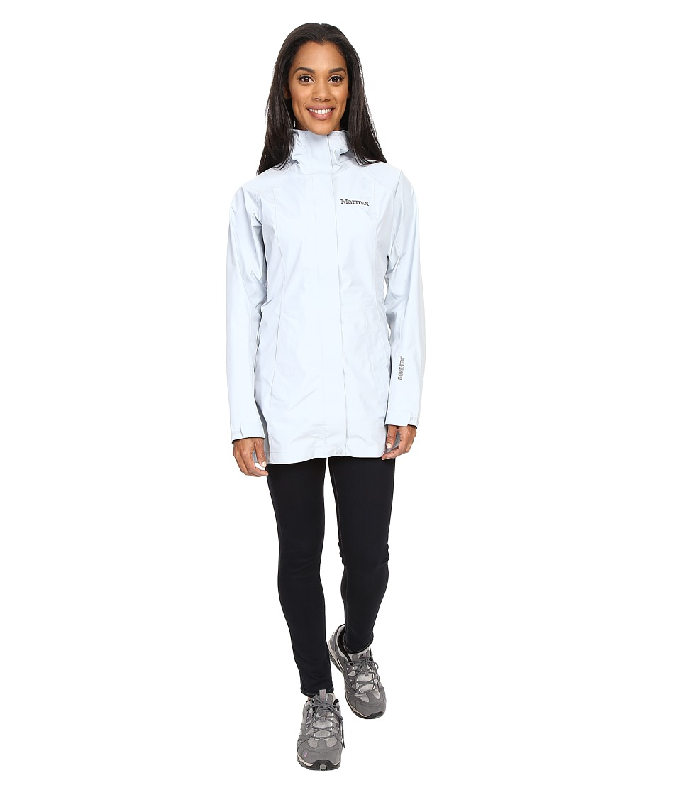 Marmot - Essential Jacket (Silver) Women's Coat