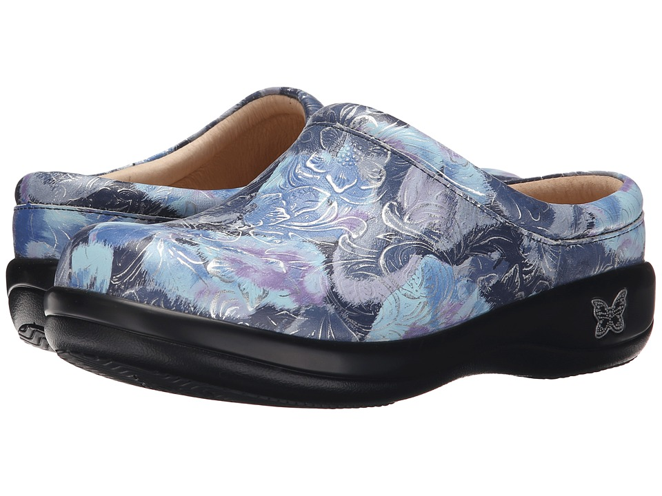 Alegria - Kayla Professional (Artisan Blue) Women's Clog Shoes