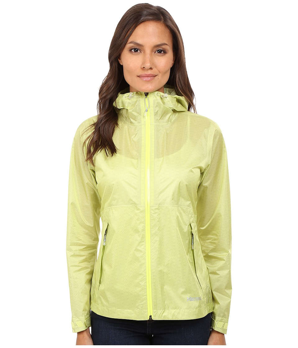 Marmot - Crystalline Jacket (Citrus Ice) Women's Coat