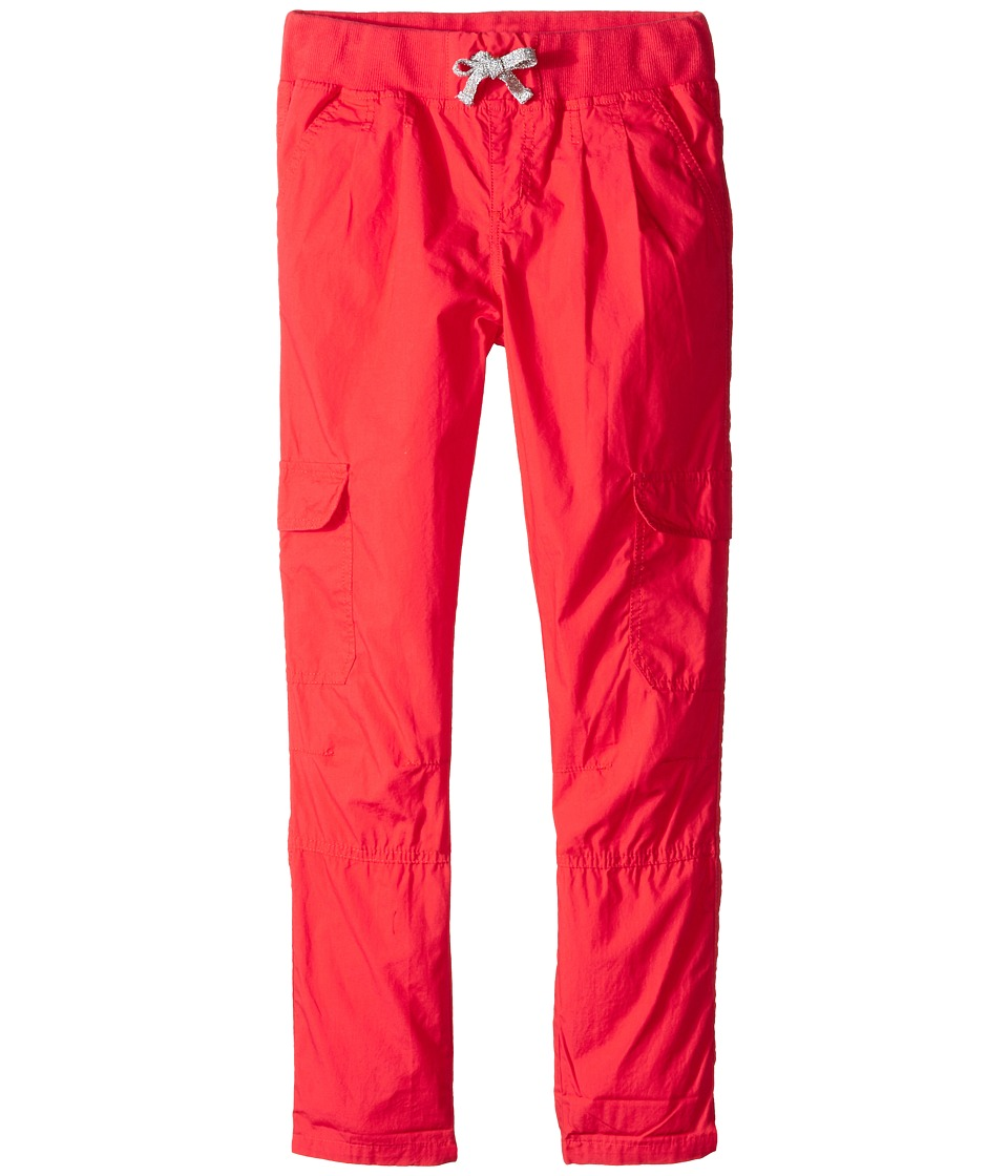 Pumpkin Patch Kids - Urban Folk Utility Pants (Little Kids/Big Kids) (Poppy Red) Girl's Casual Pants