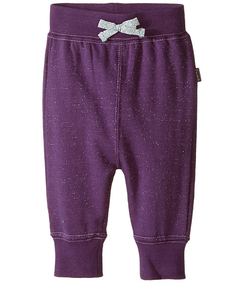 Pumpkin Patch Kids - Finding Anastasia Sparkly Joggers (Infant) (Purple Passion) Girl