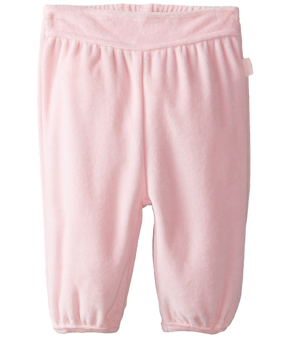 Pumpkin Patch Kids - Dance Academy Velour Yoga Pants (Infant) (Orchid Pink) Girl's Casual Pants