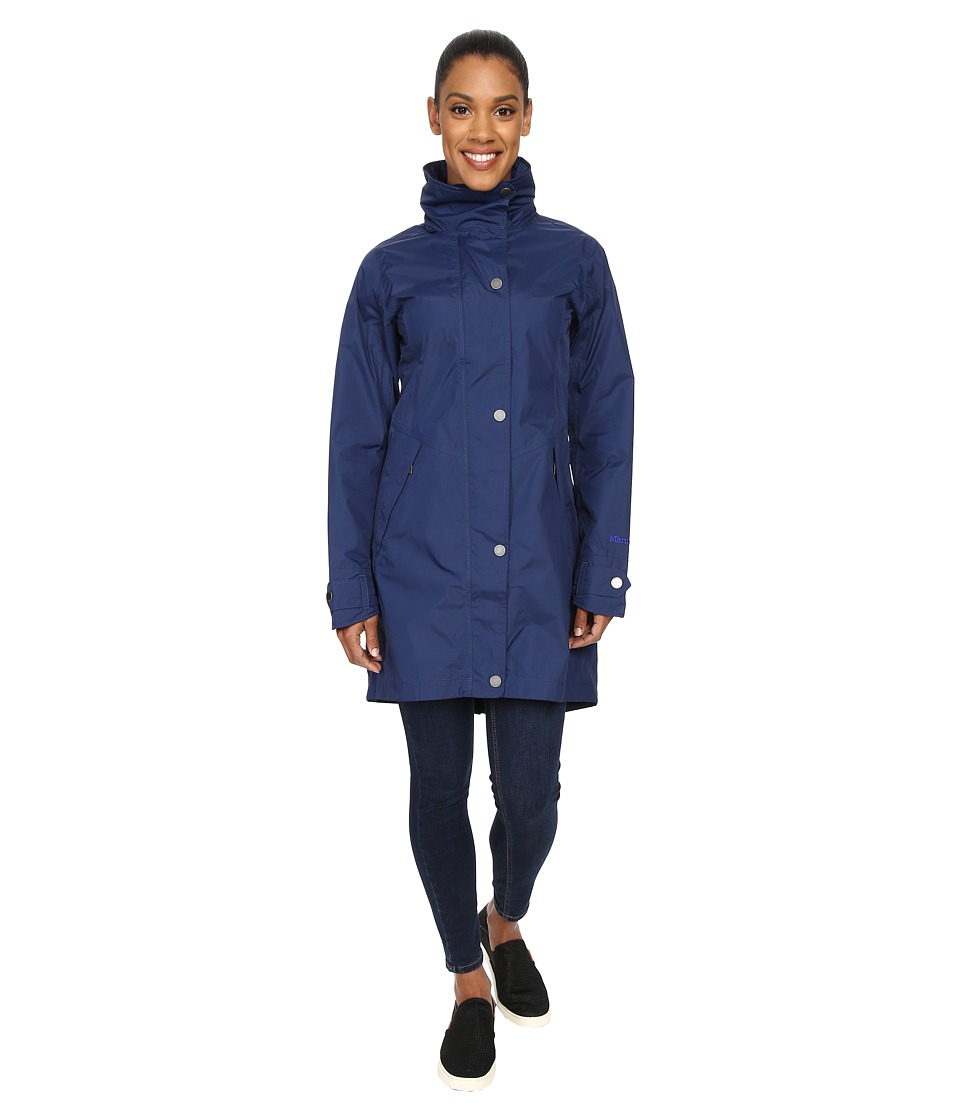 Marmot - Mattie Jacket (Navy) Women's Coat