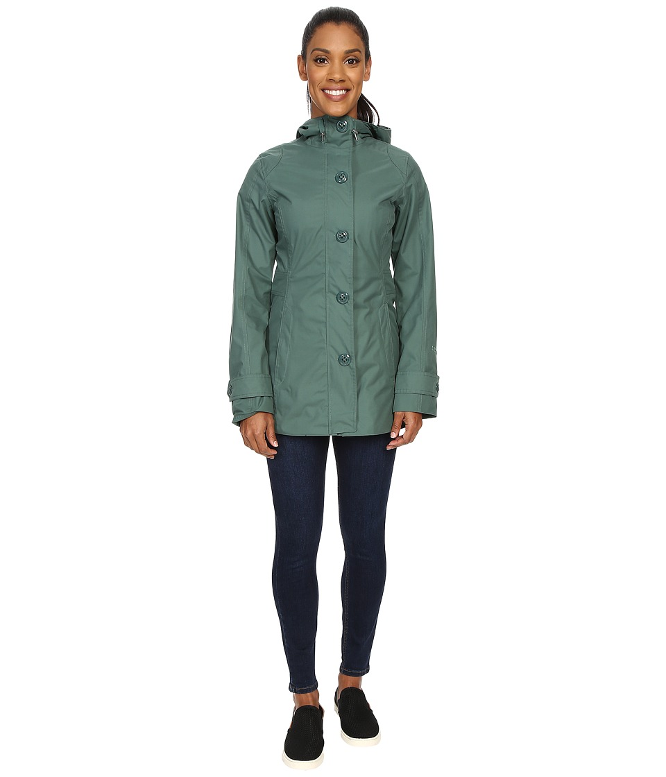 Marmot - Gwyn Jacket (Burnished Green) Women's Coat