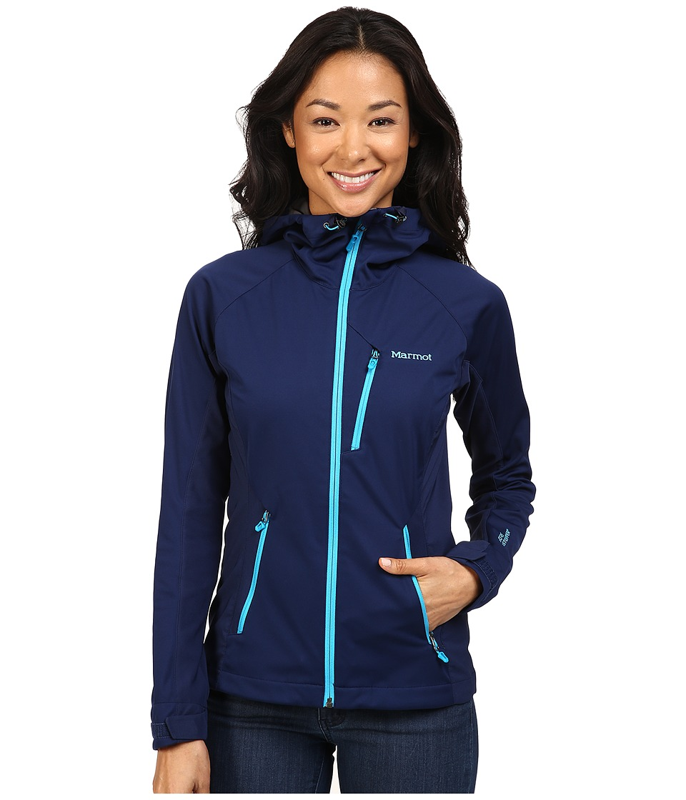 Marmot - ROM Jacket (Arctic Navy) Women's Clothing