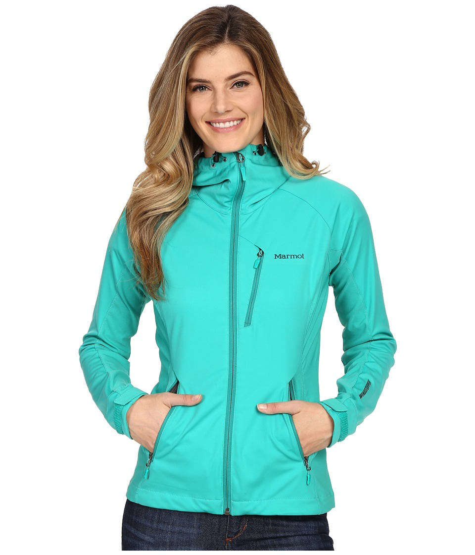 Marmot - ROM Jacket (Gem Green) Women's Clothing