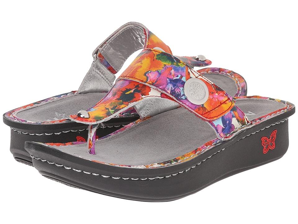 Alegria - Carina (Iris) Women's Sandals