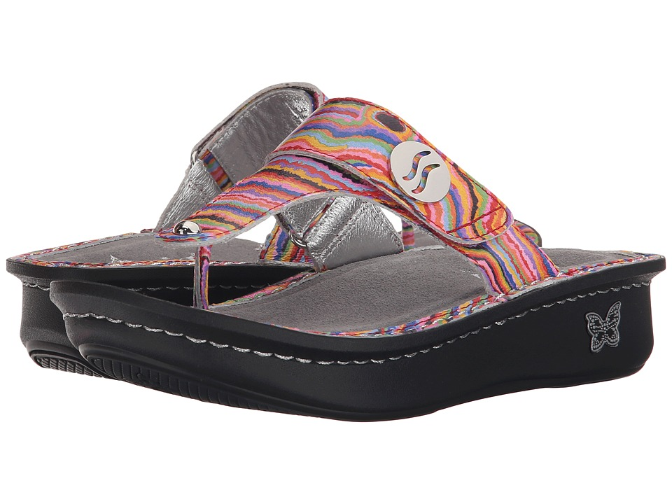 Alegria - Carina (Electric Avenue) Women's Sandals