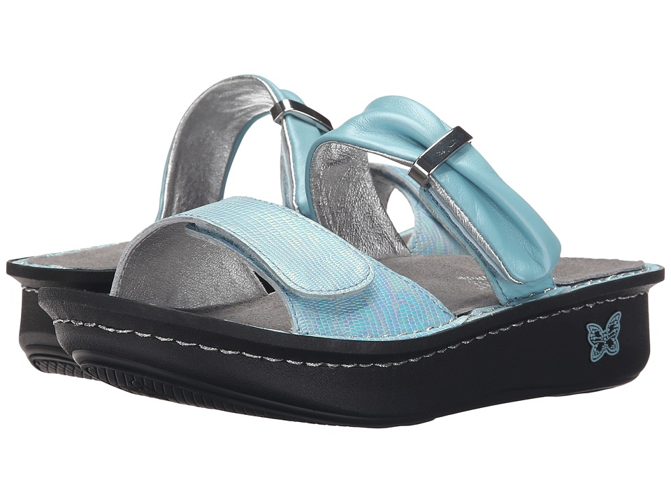 Alegria - Karmen (Baby Blue) Women's Sandals