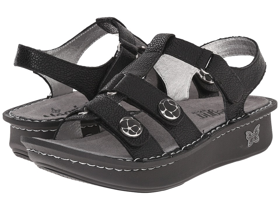 Alegria - Kleo (Masonry Black) Women's Sandals