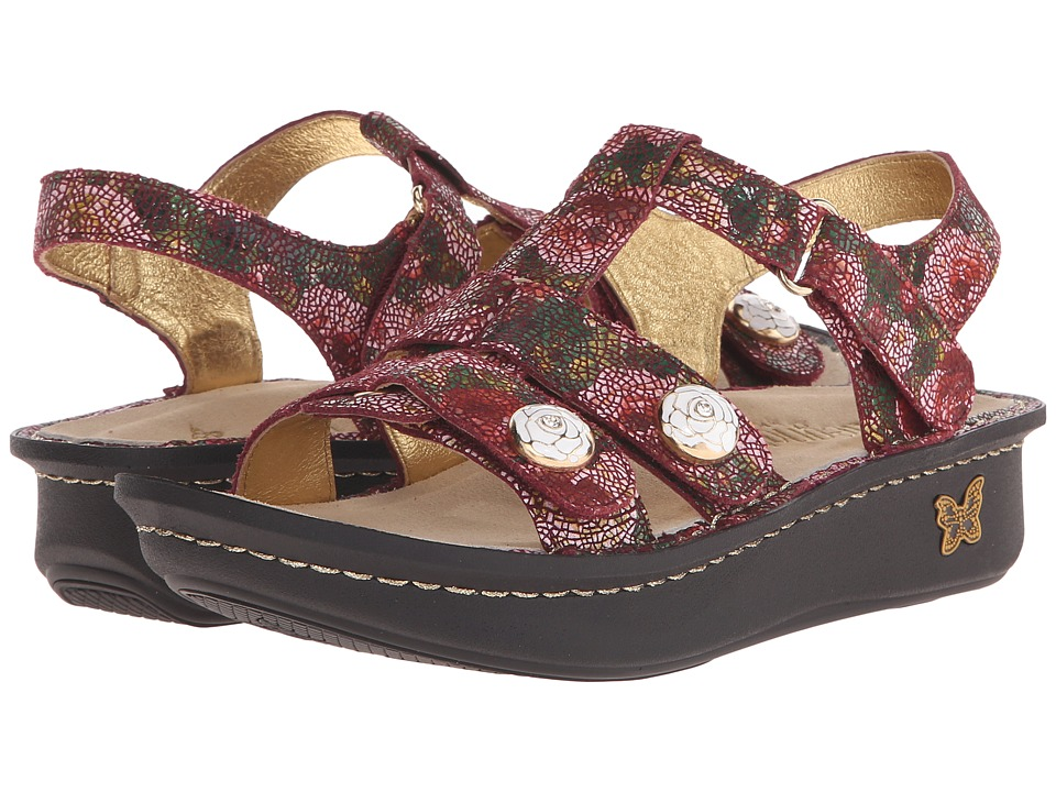 Alegria - Kleo (Pleasant Garden) Women's Sandals
