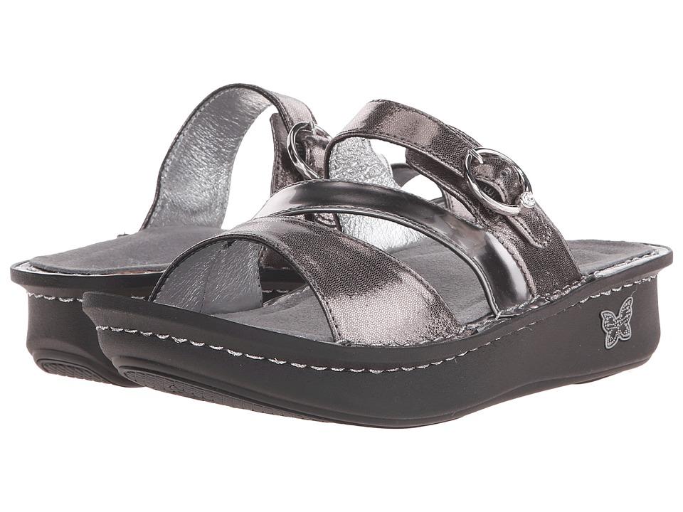 Alegria - Colette (Uptown Pewter) Women's Sandals
