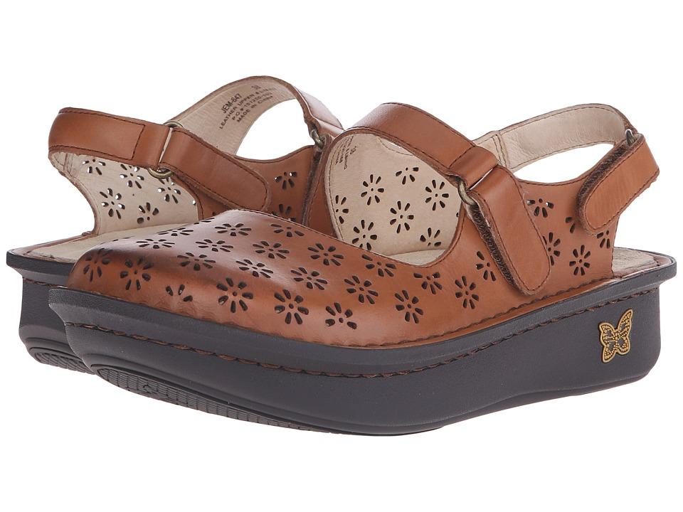 Alegria - Jemma (Cognac Burnish) Women's Shoes