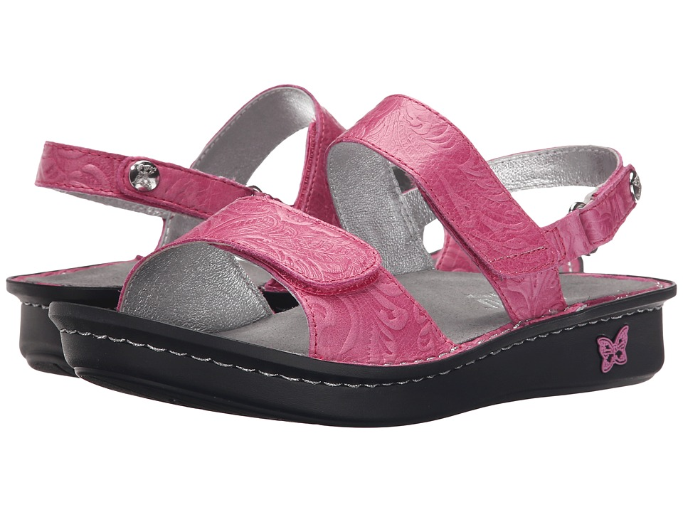 Alegria - Verona (Dolly Fuchsia) Women's Sandals