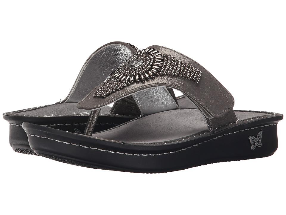 Alegria - Vanessa (Pewter Hand Craft) Women's Sandals