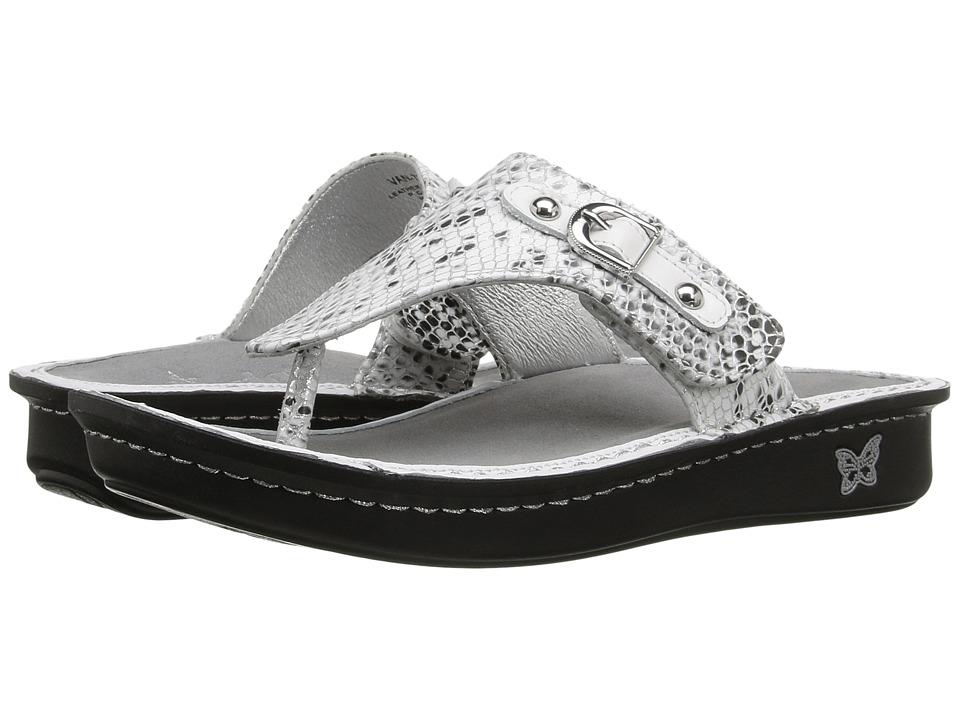 Alegria - Vanessa (Posh Silver) Women's Sandals