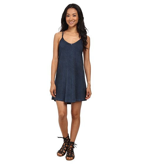 Hurley - Moonlight Dress (Midnight Teal) Women's Dress