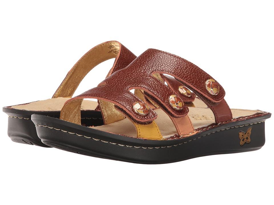 Alegria - Venice (Masonry Choco) Women's Sandals