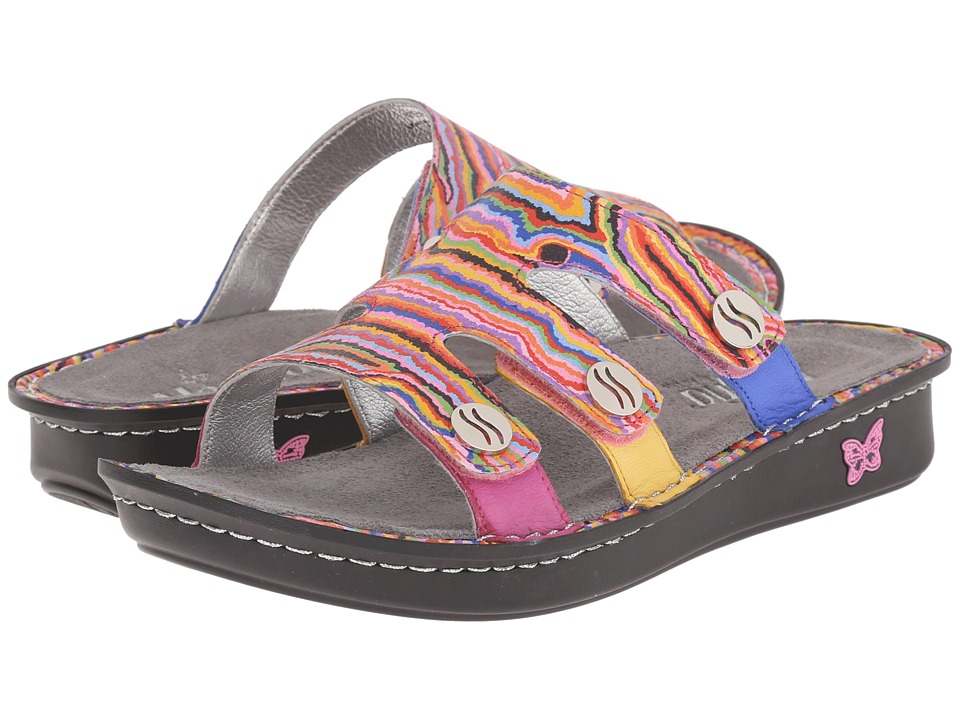 Alegria - Venice (Electric Avenue) Women's Sandals