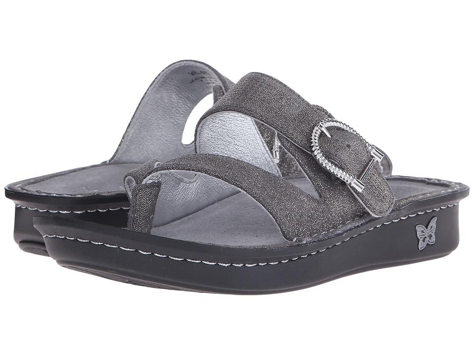 Alegria - Valentina (Brushed Stone) Women's Sandals