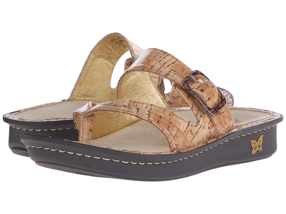 Alegria - Valentina (Cork) Women's Sandals