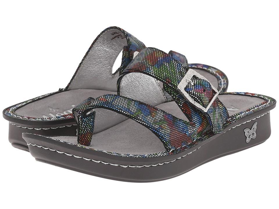 Alegria - Valentina (Manic Botanic) Women's Sandals